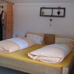 Doppelbett Heuboden
